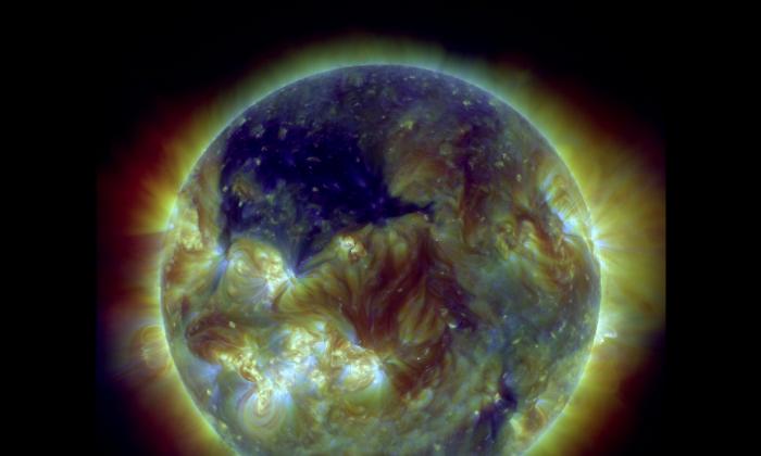 Coronal Hole in Sun: Reaching 11-Year Max