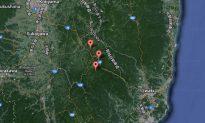 Japan Earthquake Hits Near Fukushima; No Tsunami Risk