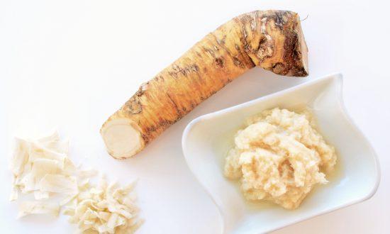 Horseradish for Better Digestion