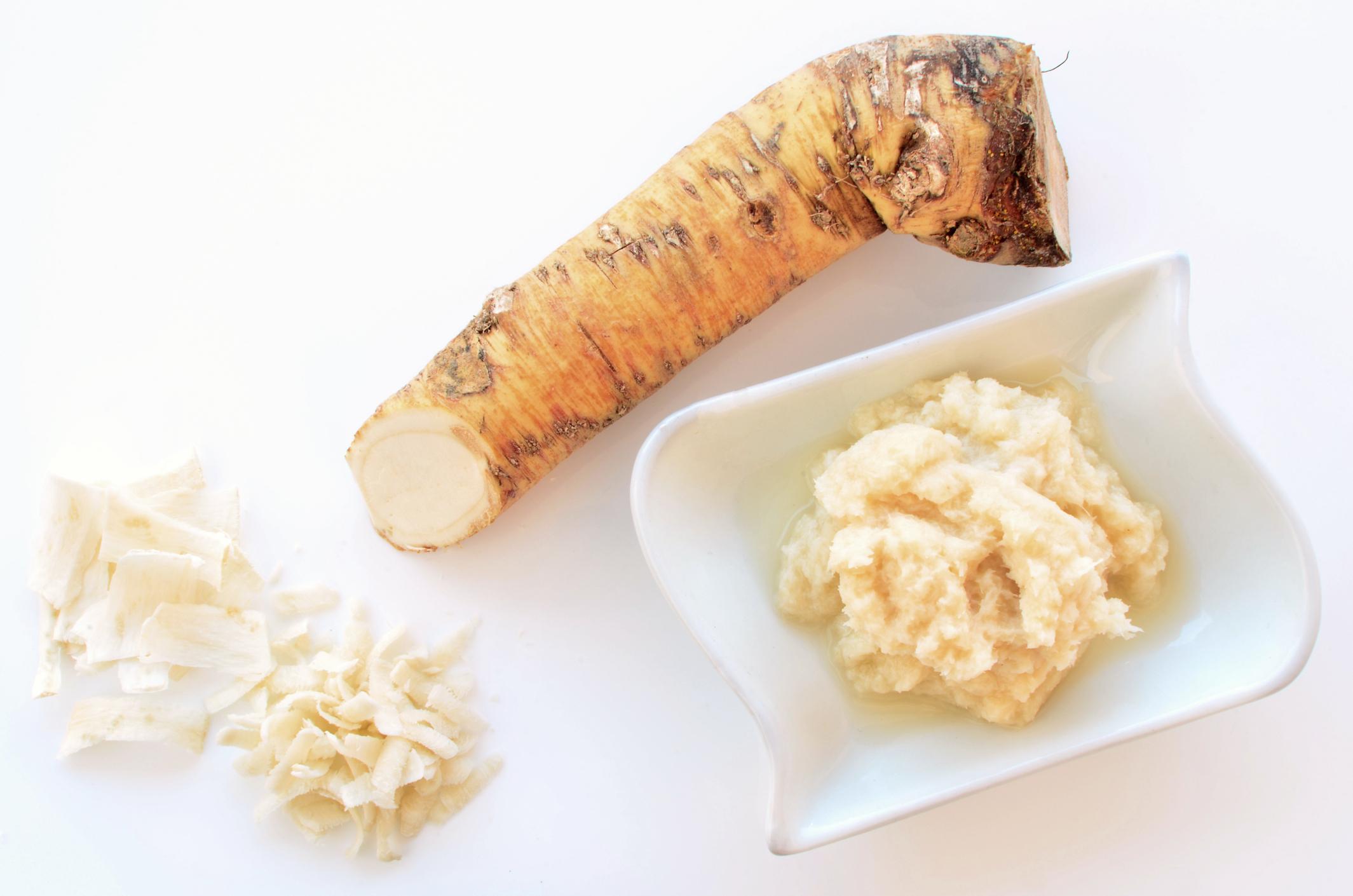 The benefits and harm of horseradish health 86