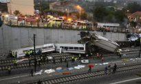 Spanish Train Crash: 35 Deaths Reported in Santiago de Compostela in Galicia