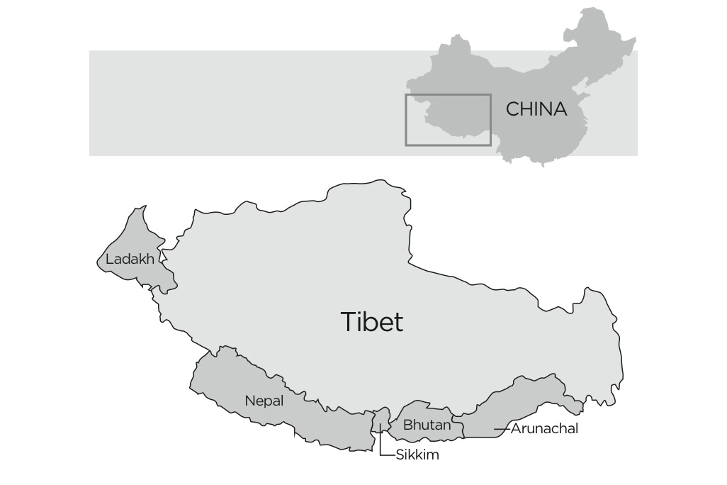 What Could Happen If China Relaxes Its Grip on This Mountain Pass
