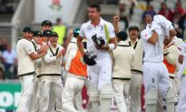 Australia Unlucky, England Retain the Ashes