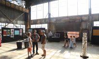 Old San Francisco Shipyard Hosts Design Show (+ Photos)