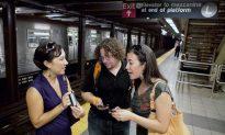 Verizon Brings Wireless Service to NYC Subway