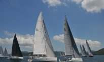 Competition Hots Up for Final Typhoon Series Race