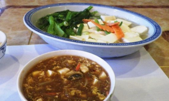Chinese Cooking: A Natural Way to Eat and Thrive