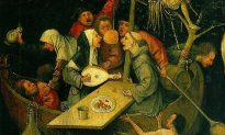 The Ship of Fools by Hieronymous Bosch