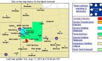 South Dakota: Tornado Warning for 'Dangerous Storm' in Custer County