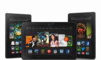 Amazon Quietly Unveils New Kindle Fire