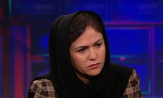 Fawzia Koofi: 'Afghan Hillary Clinton' Campaigning for Presidency (+Video)