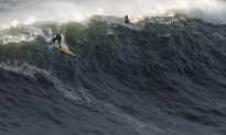 Surf Videos: 6 of the Biggest Waves Ever