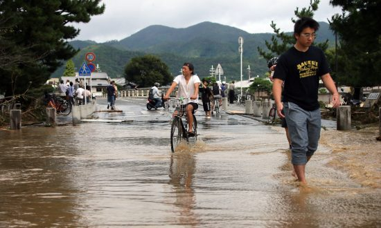 Typhoon Raises Fears of More Fukushima Leaks