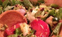 Seasonal Southwestern Salad– Hearty & Healthy