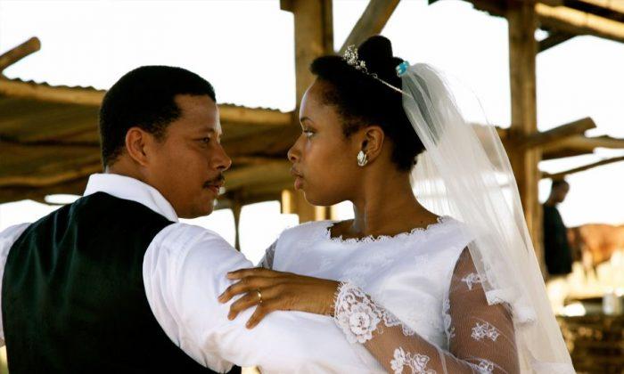 Movie Review Winnie Mandela