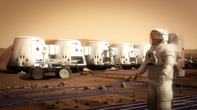 More Than 200,000 Sign up for One-Way Trip to Mars; Next Phase Launched