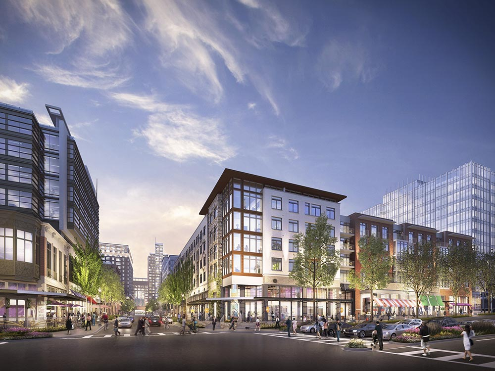 Slow Growth Forecasted in Maryland Office Market