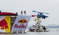 Teams Attempt Flight at National Red Bull Flugtag