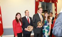 Mayor Gray Celebrates Turkish Cultural Heritage Month