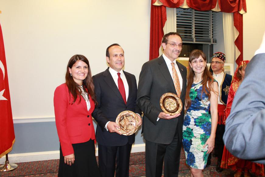 Mayor Gray Celebrates Turkish Cultural Heritage Month