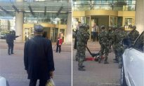 Watermelon Seller Shot by Police in Northwest China