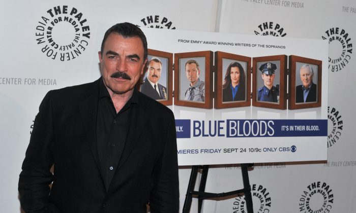 Tom Selleck attends the 'Blue Bloods' Screening at The Paley Center for Media on September 22, 2010 in New York City. (Photo by Henry S. Dziekan III/Getty Images)