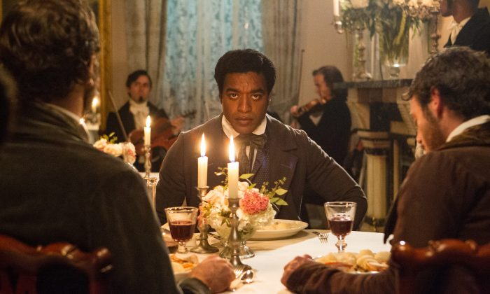 Chiwetel Ejiofor as Solomon Northup in Twelve Years a Slave. (Fox Searchlight)