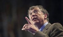 Gates Buys Spanish Builder Shares, Stock Soars