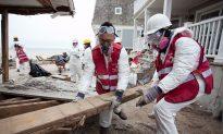 Superstorms Wreak Toxic Havoc