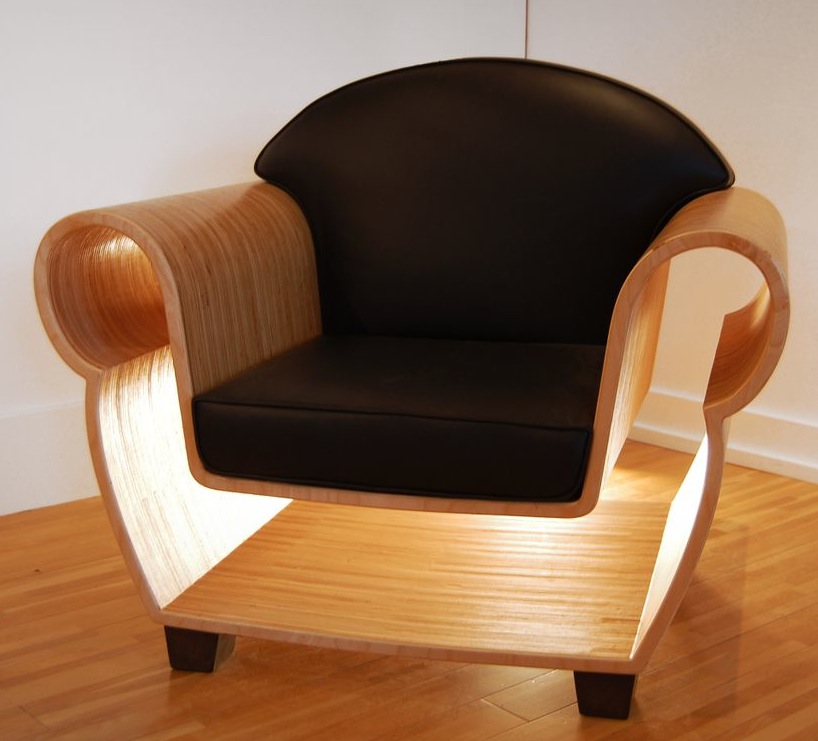 Interesting Furniture startups: 3-d printed wooden furniture | the epoch times