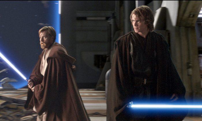 Scene from Star Wars Episode III. (AP Photo/Fox, Lucasfilm)