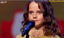 9-Year-Old Amira Willighagen Gives Jaw-Dropping Opera Performance on 'Holland's Got Talent' (+Video)