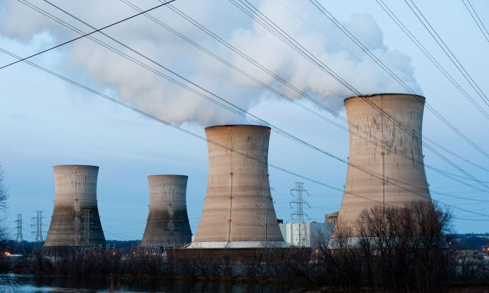 Photo Location(s) This file photo shows the Three Mile Island Nuclear Plant on March 28, 2011, in Middletown, Pennsylvania. Nuclear reactors in the U.S. need Lithium-7, which comes solely from China and Russia, and supplies are dwindling. (Jeff Fusco/Getty Images)