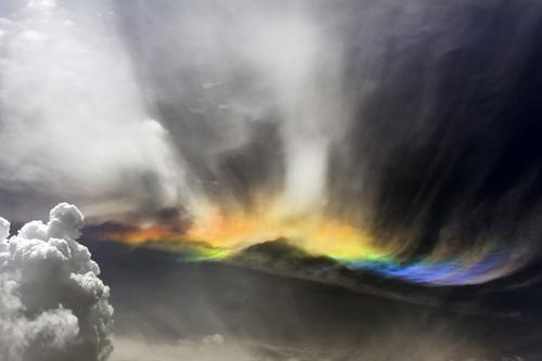 Fire rainbow (Shutterstock*)