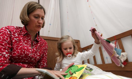 Children with Regular Bedtimes Less Likely to Misbehave