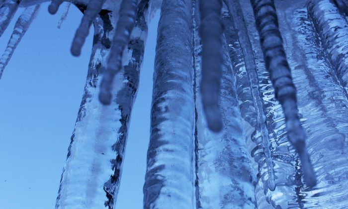 How Water Purity Affects the Formation of Icicles