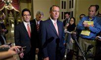 John Boehner Mocks Obama in Floor Speech