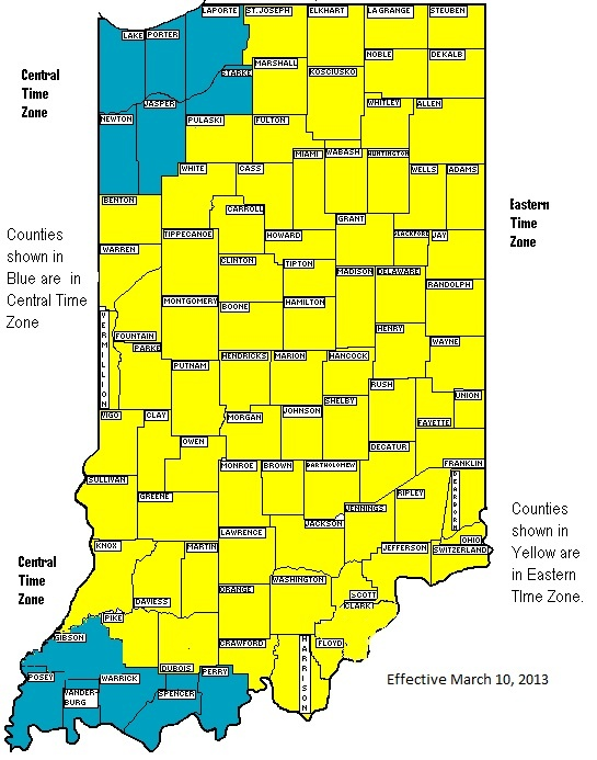 Indiana Time Zone Map Related Keywords Amp Suggestions