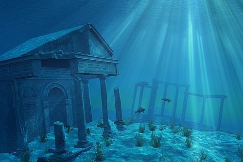 Mysterious History: Atlantis