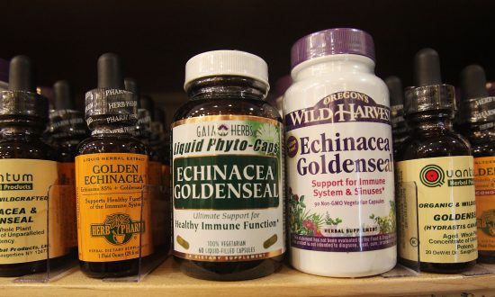 Herbal Supplements Fake? Mostly Rice, Wheat in Herbal Supplements, Report Says