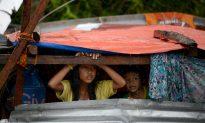 Children Typhoon Yolanda