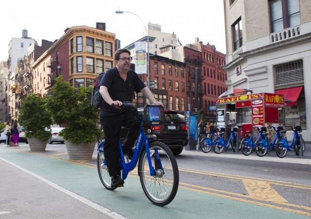 Citi Bike Key Opens Restaurant Discounts