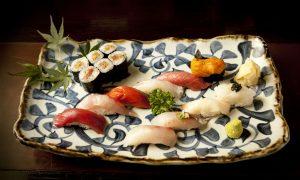 Sushi Zen's Chef Toshio Suzuki on the Art and Science of Sushi
