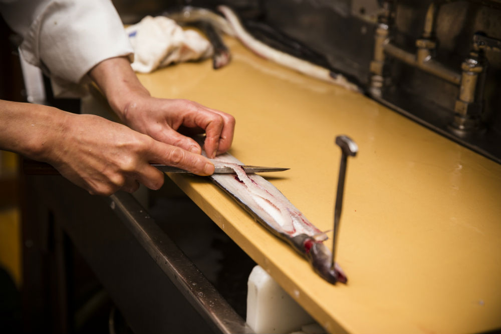 Sushi Zen. (Edward Dai/Epoch Times)