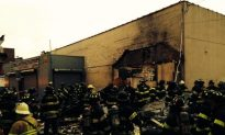 Partial Building Collapse in Bronx InjuresTwo