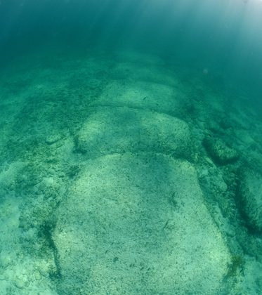 How Was it Made? Prehistoric Underwater Wall Divides Scientists