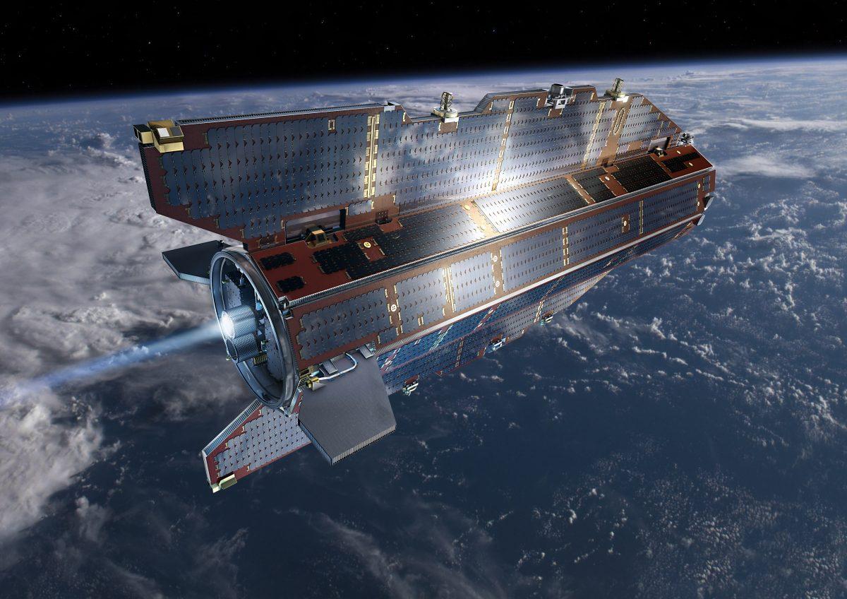 Satellite falling: GOCE Satellite to Fall to Earth, Unclear Where