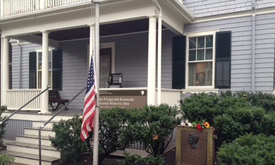 JFK Birthplace on the 50th Anniversary of His Death: A Photographic Tour
