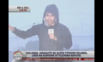 Atom Araullo, Reporter, Hailed as 'Hero' For Typhoon Coverage