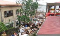 Basey, Samar: Hundreds Dead, Most Buildings Damaged in Typhoon